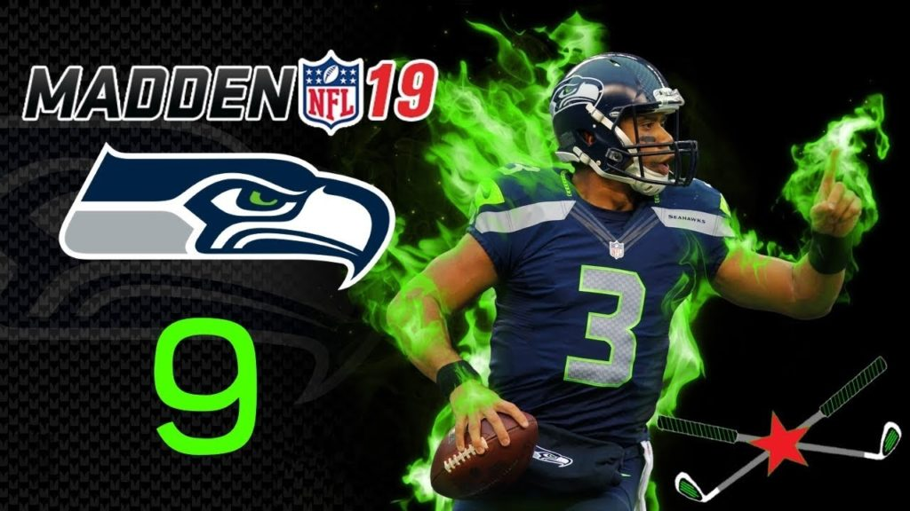 Lets Play – Madden 19 | (Seahawks Realistic Rebuild) Part 9