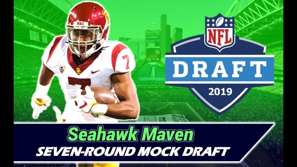 Seahawks Embark on Trade Frenzy in Final Seven-Round Mock Draft