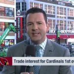 Ian Rapoport breaks down trade interests for Card's 1st overall pick, trade options for Frank Clark