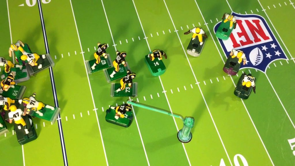 How To Play Electric Football PART 2
