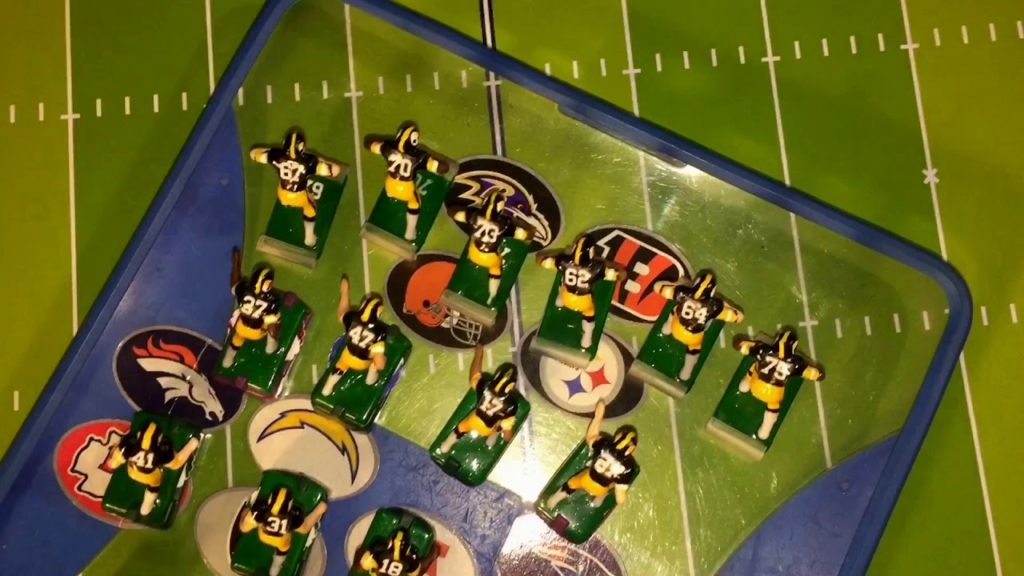 How To Play Electric Football PART 1