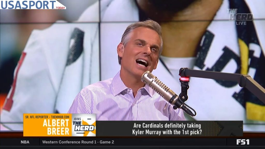 Albert Breer explain why Seattle just made Russell Wilson the NFL's highest-paid player | THE HERD