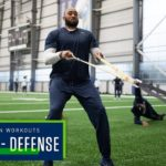 Seahawks Offseason Workouts: Day 5 – Defense Highlights