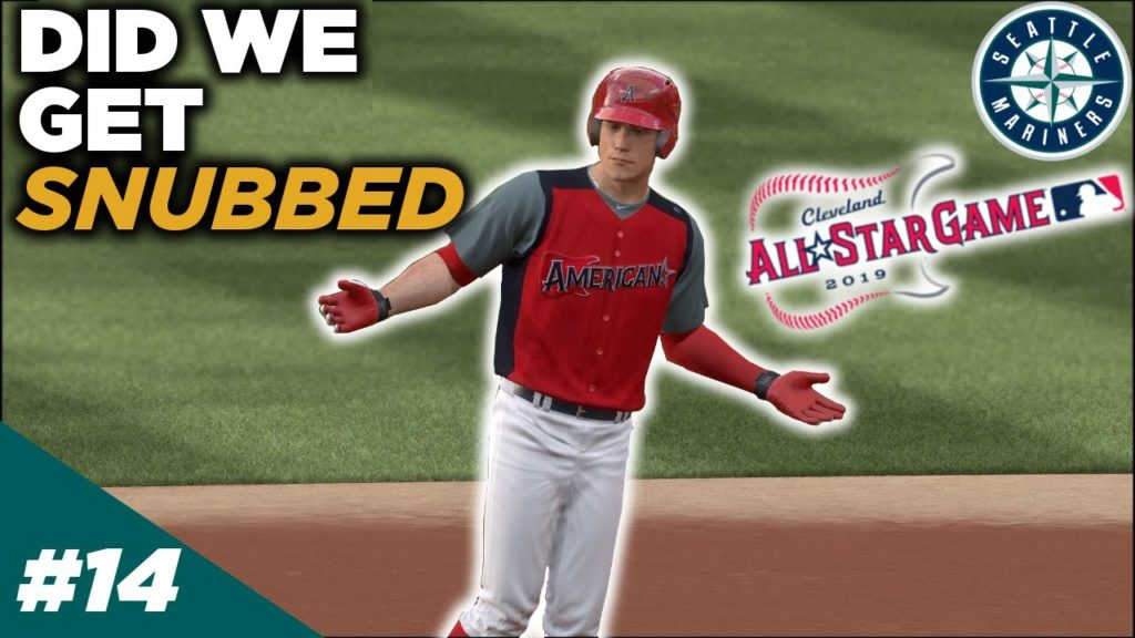 All Star Break! First Big Trade! –  MLB The Show 19 Franchise | Seattle Mariners – Ep 14