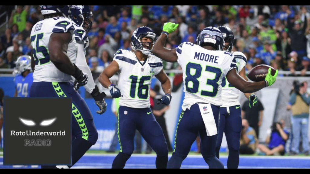 Can David Moore actually play the Doug Baldwins role in Seattle?