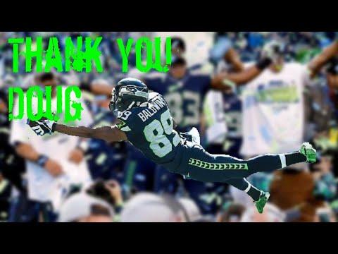 "Thank You Doug Baldwin ""Underrated Career Highlights"""