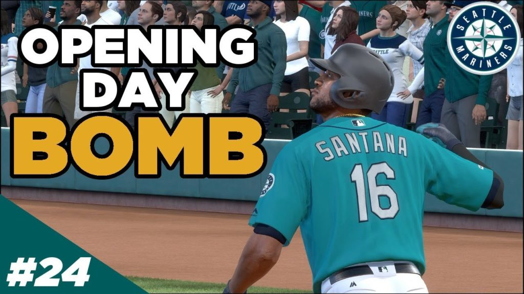 OPENING DAY 2020! New Debuts! –  MLB The Show 19 Franchise | Seattle Mariners – Ep 24