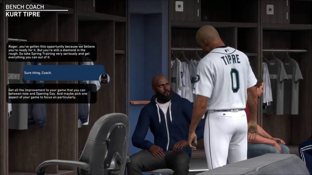MLB The Show 19 ROAD TO THE SHOW S2: Seattle Mariners Spring Training
