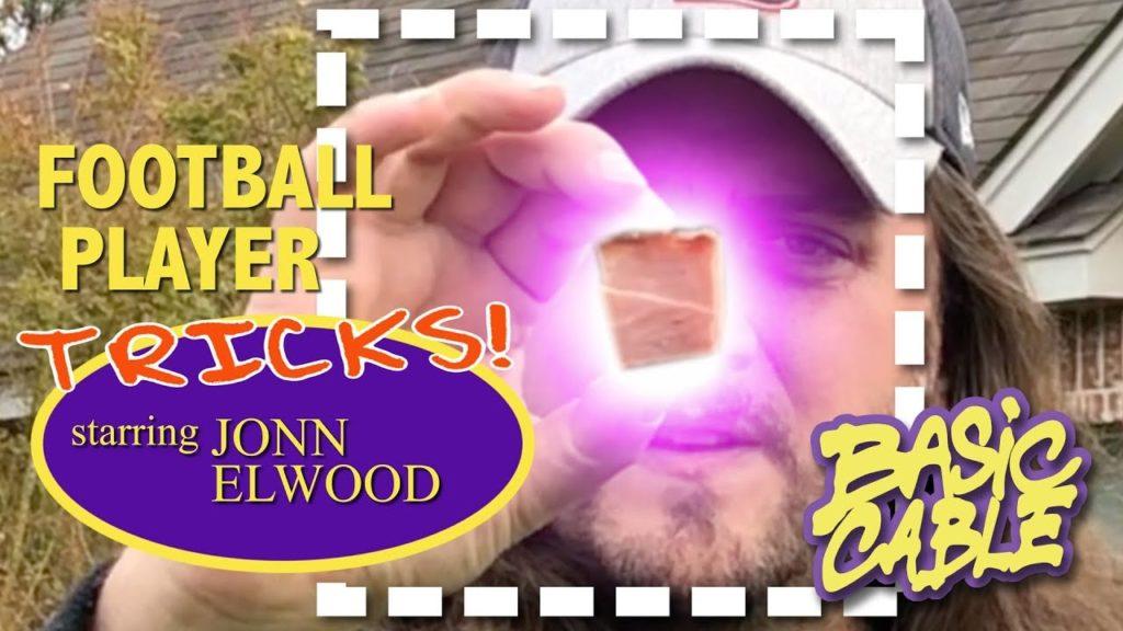Football Player Tricks! Starring Jonn Elwood – Episode 001