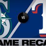 5/20/19: Rangers belt 5 homers in 10-9 win