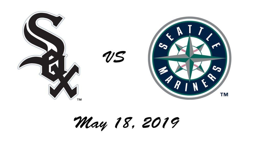 White Sox vs Mariners AA Baseball May 18, 2019