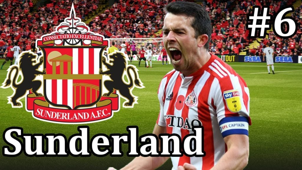 FM19 Sunderland – Ep 6 – Premier League! | Football Manager 2019 Sunderland let's play