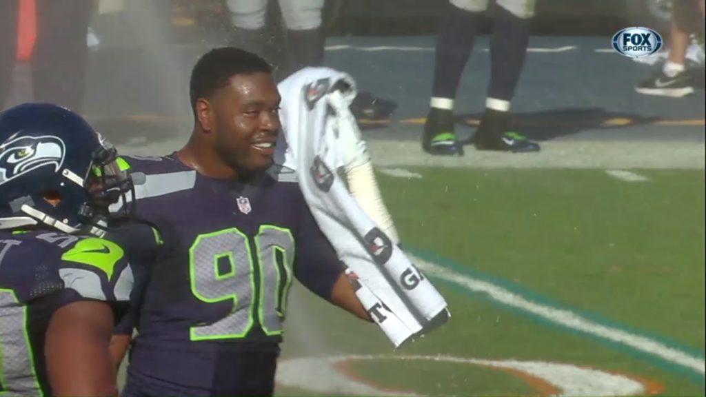Seahawks vs Dolphins 2012 Week 12