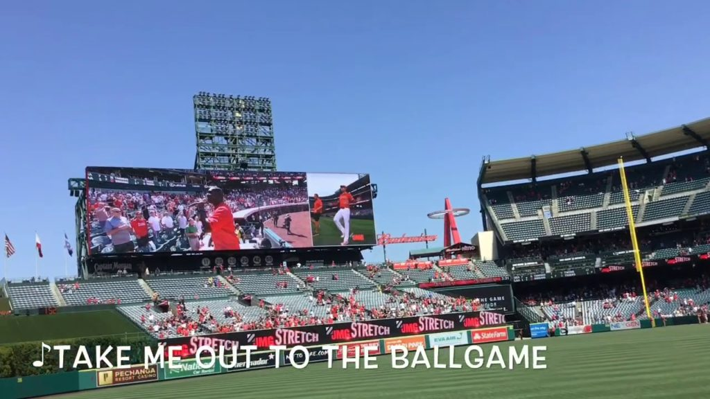 Anaheim Angels vs Seattle Mariners 09062019