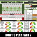 GameDay Football How to Play Part 2