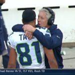 Seahawks vs Bears 2012 Week 13
