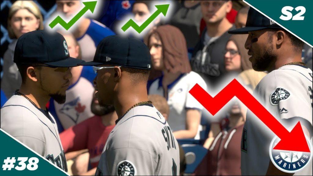 Season 2 Recap!! –  MLB The Show 19 Franchise | Seattle Mariners – Ep 37