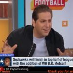 Good Morning Football   Peter Schrager heatedSeahawks will finish in top half of