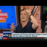 Seahawks will finish in top half of league in passing with the addition of WR D.K, Metcalf | GMFB