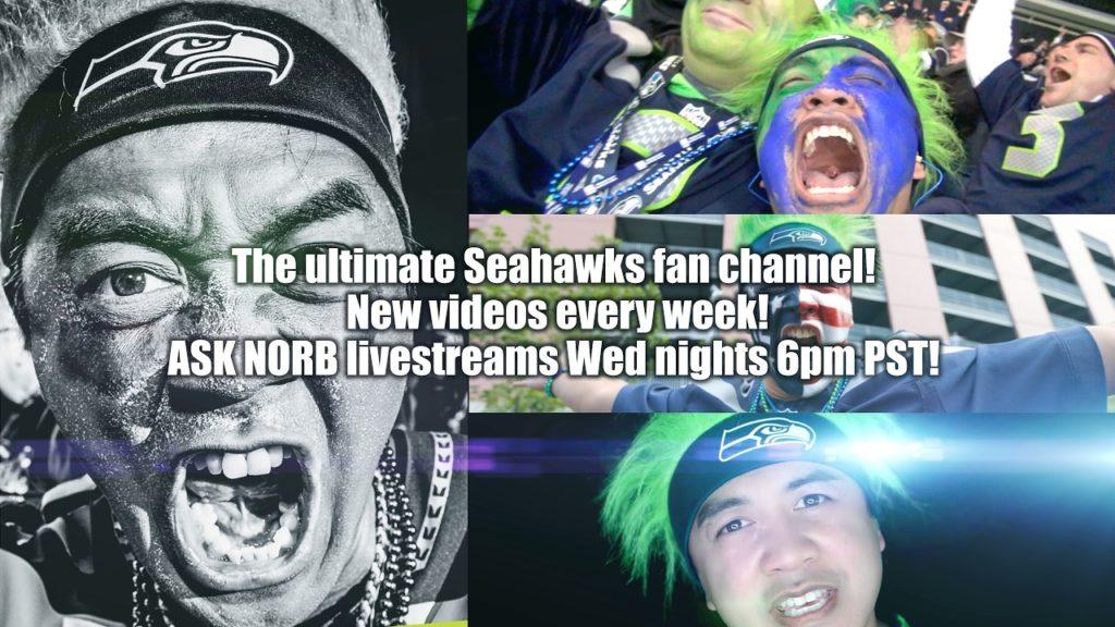 Game Reaction: Seahawks vs Rams (1st Half)