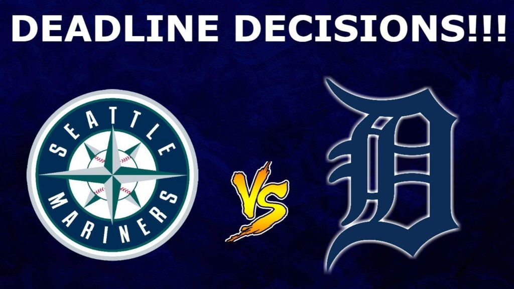 TRADE DEADLINE!!!   Seattle Mariners MLB the Show 19 Franchise Rebuild   Ep17 vs Tigers