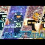 seahawks vs rams roblox football highlights pt.1