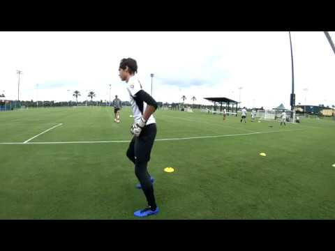 6/18/2019 | Goalkeeper Training (2 Exercises)