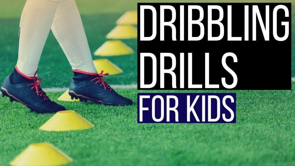 Soccer Dribbling Drills For Kids