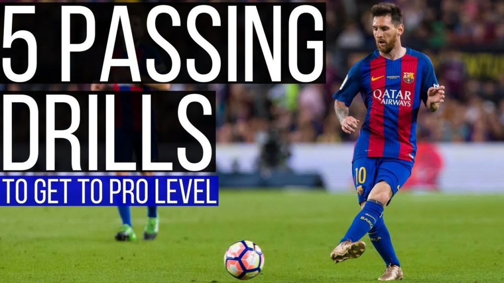 5 Must Learn Football Passing Drills To Get To Pro Level
