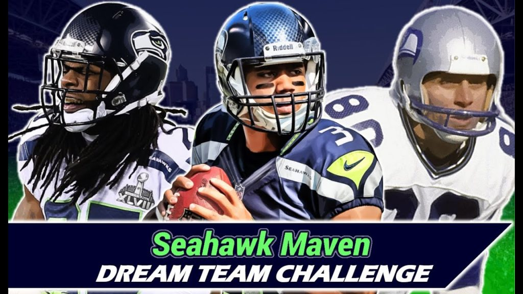 "Seahawk Maven All-Time ""Dream Teams"" Reveal"