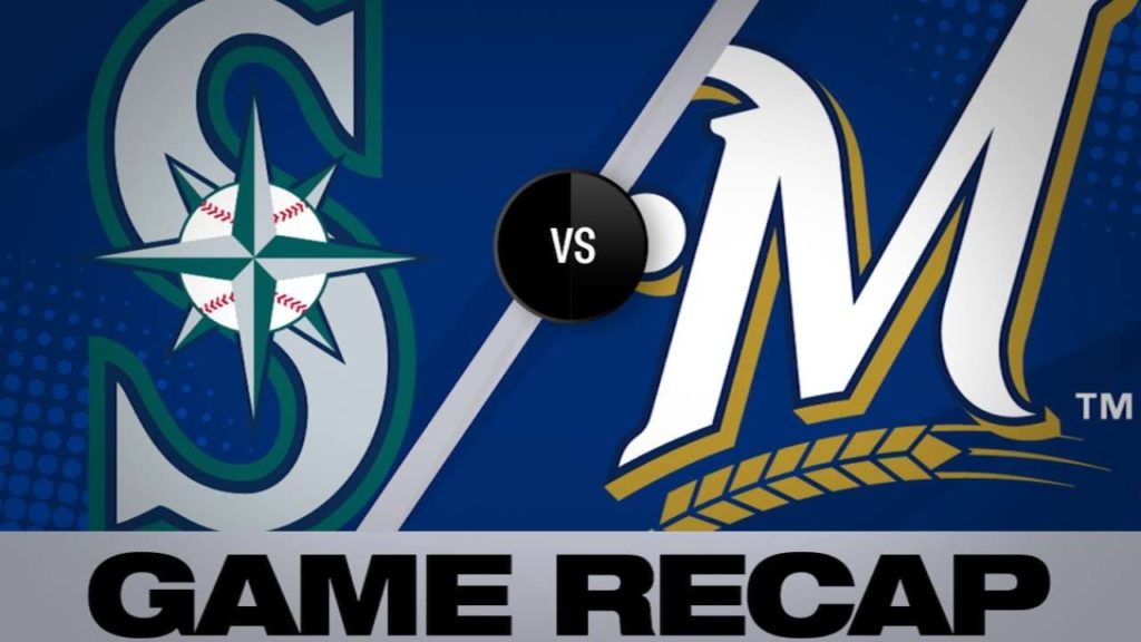 Crawford, bullpen lead Mariners to 4-2 win | Mariners-Brewers Game Highlights 6/26/19