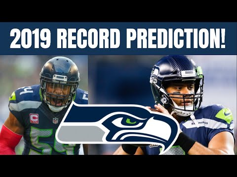 Seattle Seahwaks Team Preview 2019! How Many Games Will Seahawks Win 2019?! NFC WEST PREDICTIONS!