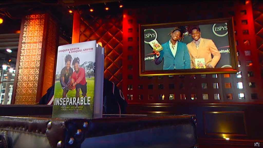 "Seahawks DB's Shaquem & Shaquill Griffin on Their New Book ""Inseparable""
