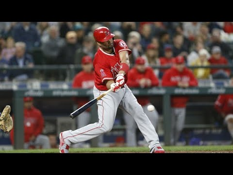 Albert Pujols 4-HR Game vs Seattle | July 13, 2019 | 2019 MLB Season
