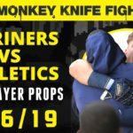 Seattle Mariners vs Oakland Athletics   MLB Free Picks   7-16-19