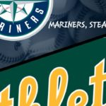 Mariners, takes game 1 in Oakland tonight!