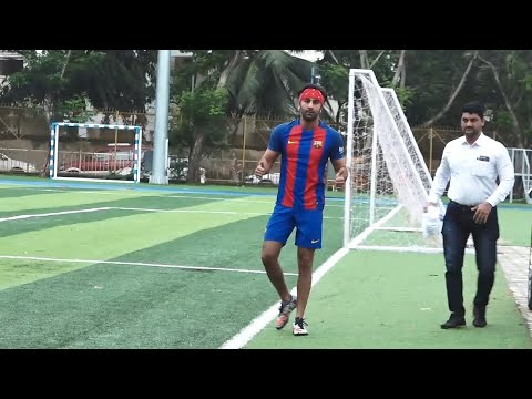 Ranbir Kapoor, Jim Sarbh, others spotted playing football in Mumbai