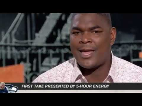 Keyshawn Johnson EXCITED Are Seahawks the Patriots of the NFC   FIRST TAKE 7 17 2019