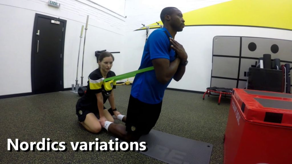 Hamstring rehab/ Hamstring exercises/ Return to play