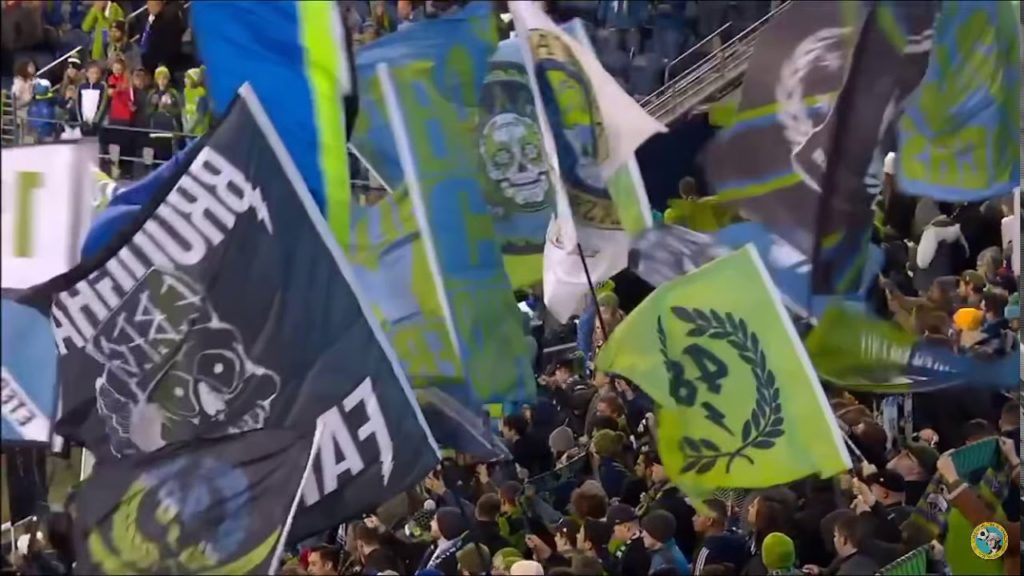 Seattle Sounders vs Borussia Dortmund – International Friendly Montage Video