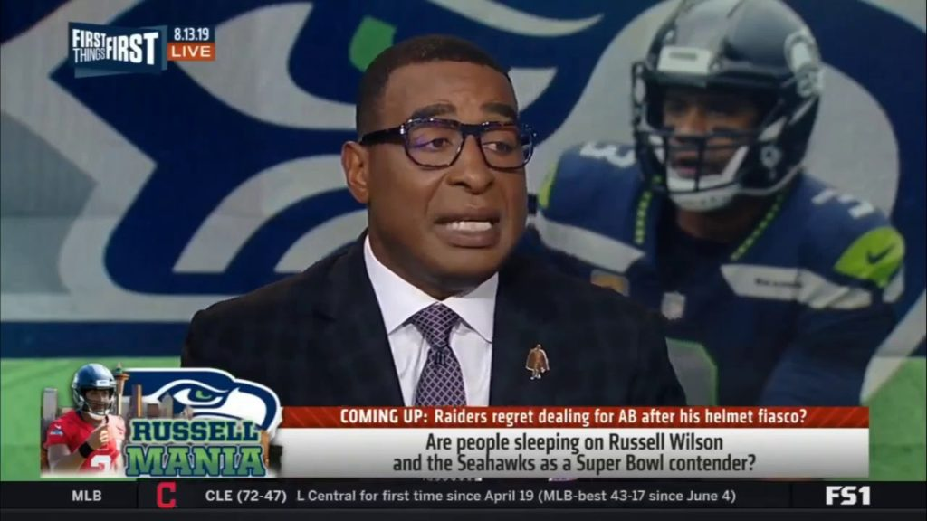 [BREAKING NEWS] Are people sleeping on Russell Wilson and The Seahawk as a SB contender?