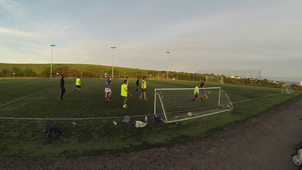 6 Jun 2019 Thur – 6-a-side Social Football Game