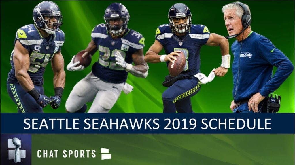 Seahawks 2019 Schedule: Breaking Down Opponents, Game Previews & Predictions For NFL Regular Season