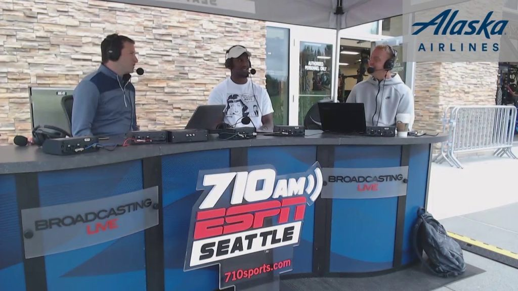 Seahawks DE Jacob Martin talks offseason, importance of Ziggy Ansah