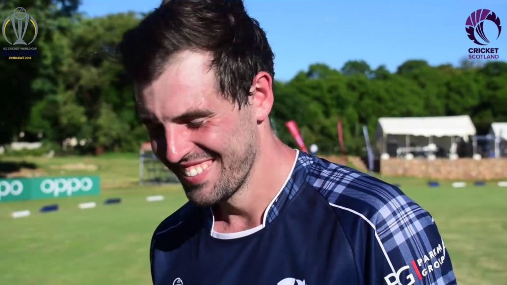 Calum MacLeod – How to play Rashid Khan
