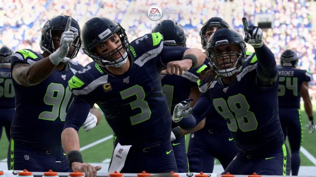 Madden NFL 20 – Los Angeles Chargers vs Seattle Seahawks