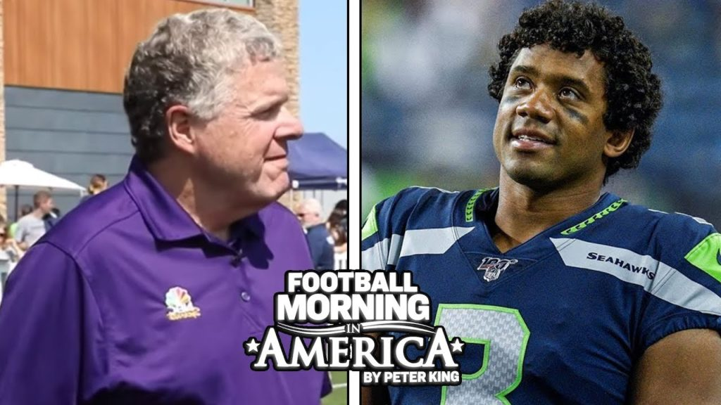Seahawks' Russell WIlson wants kids to play multiple sports | NBC Sports