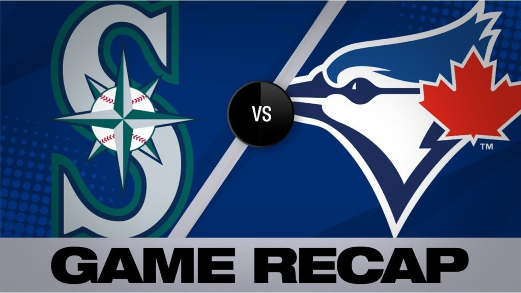 Blue Jays crush 4 homers in win vs. Mariners | Mariners-Blue Jays Game Highlights 8/16/19