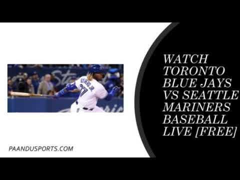 Toronto Blue Jays vs Seattle Mariners Baseball 2019 Broadcast – MLB – 25-Aug