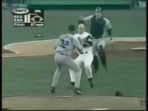 Mariners vs Angels Brawl (1999)